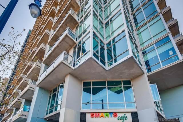 1080 Park Blvd #307, San Diego, CA 92101 (#200048204) :: Yarbrough Group