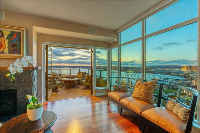1205 Pacific Hwy #2902, San Diego, CA 92101 (#200048405) :: Cay, Carly & Patrick | Keller Williams