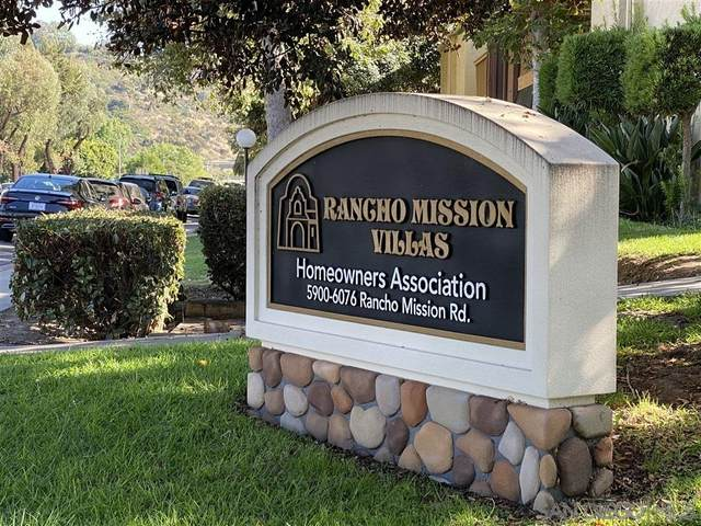 6018 Rancho Mission Rd #323, San Diego, CA 92108 (#200048564) :: Yarbrough Group