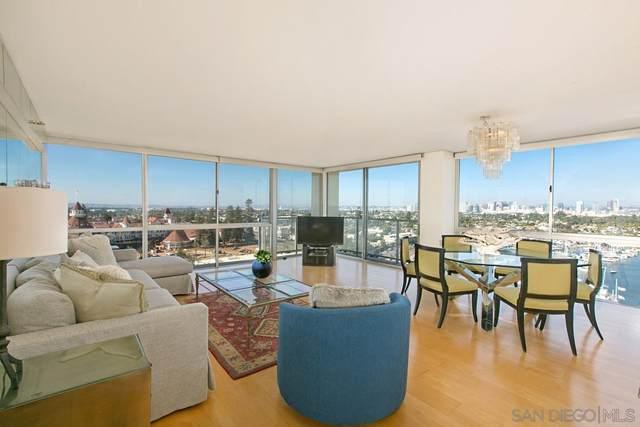 1710 Avenida Del Mundo #1408 #1408, Coronado, CA 92118 (#200048698) :: Neuman & Neuman Real Estate Inc.