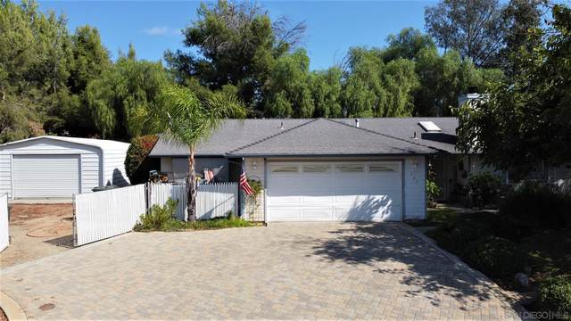 302 Mercedes Rd, Fallbrook, CA 92028 (#200048734) :: Team Forss Realty Group