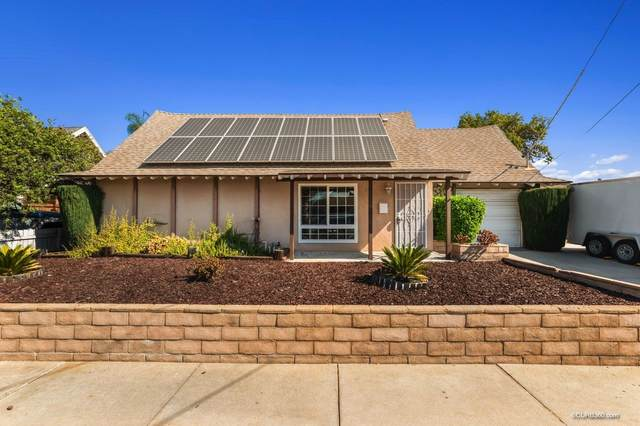 630 Pitman St, Escondido, CA 92027 (#200048871) :: The Miller Group