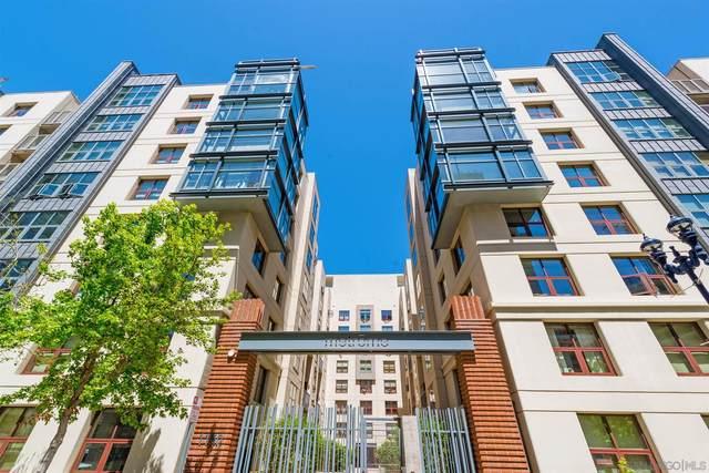 1150 J Street #603, San Diego, CA 92101 (#200049029) :: Neuman & Neuman Real Estate Inc.