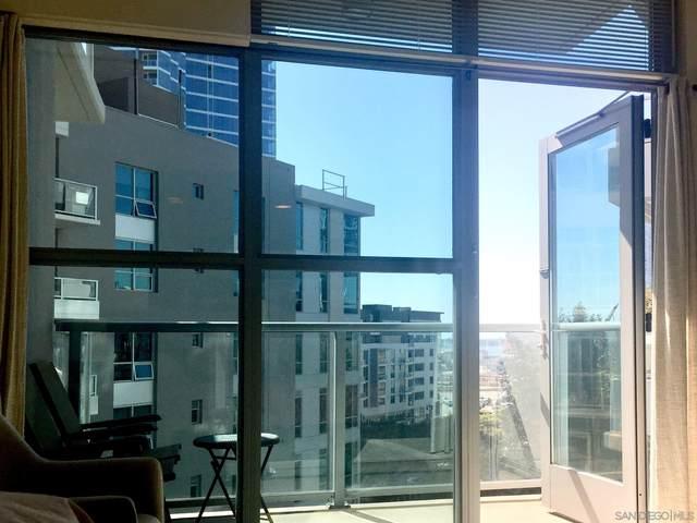 253 10th Avenue #628, San Diego, CA 92101 (#200049111) :: Neuman & Neuman Real Estate Inc.