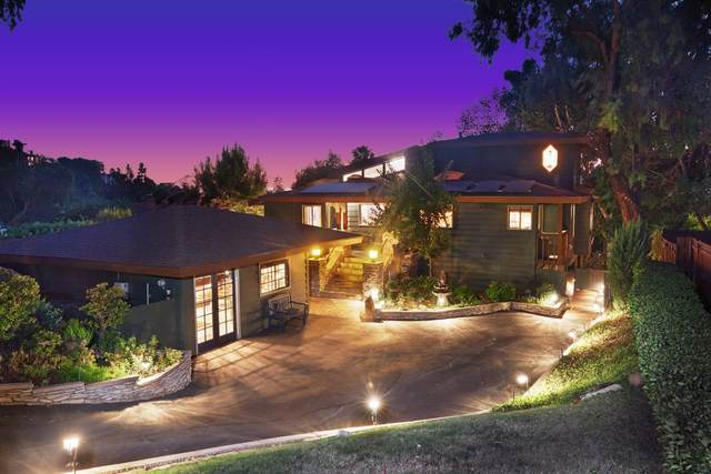 4608 Calavo Drive, La Mesa, CA 91941 (#200049151) :: Neuman & Neuman Real Estate Inc.