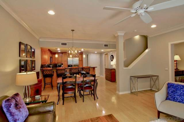 301 W G Street #110, San Diego, CA 92101 (#200049209) :: Neuman & Neuman Real Estate Inc.