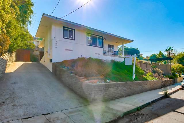 7969 Normal Ave, La Mesa, CA 91941 (#200049222) :: Neuman & Neuman Real Estate Inc.