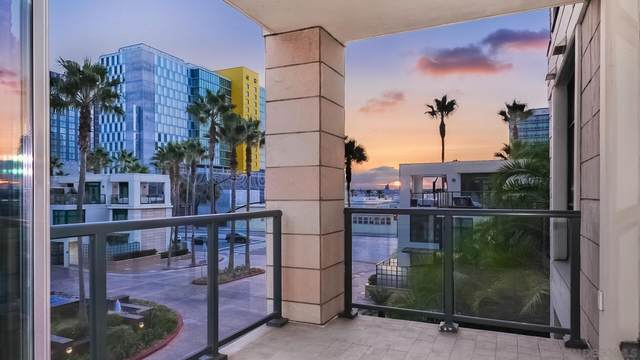 1205 Pacific Hwy #306, San Diego, CA 92101 (#200049429) :: Yarbrough Group