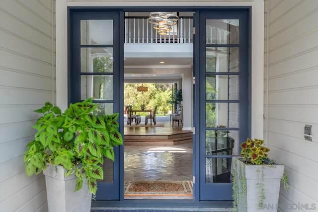 7012 Rancho La Cima Drive, Rancho Santa Fe, CA 92067 (#200049680) :: Neuman & Neuman Real Estate Inc.