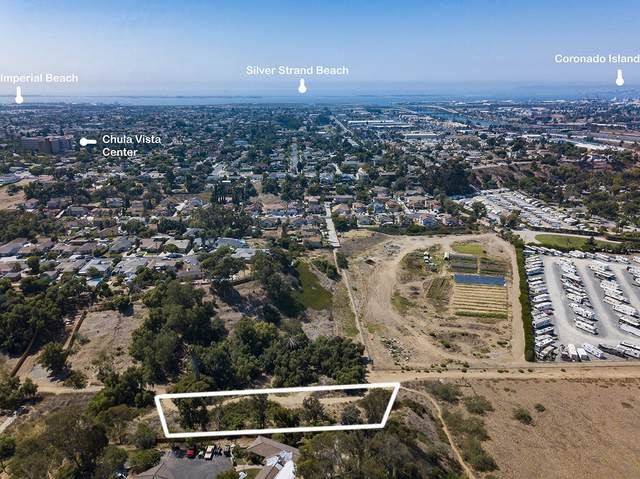 N/K 1st Ave N/K, Chula Vista, CA 91910 (#200049846) :: Team Forss Realty Group
