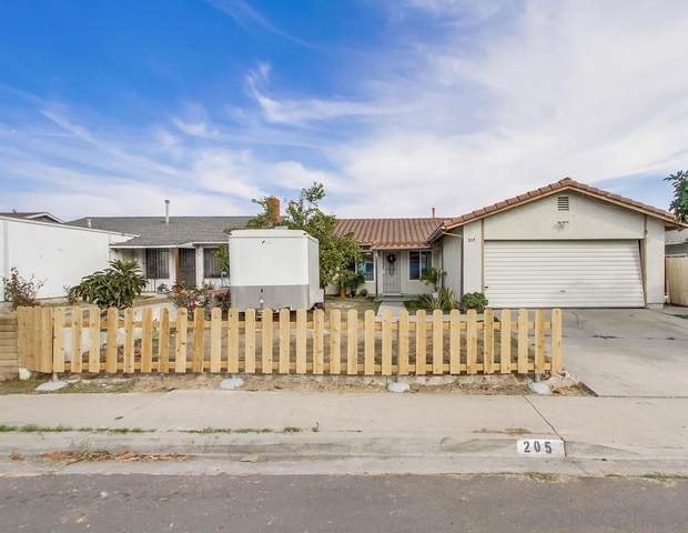 205 Treewood St, San Diego, CA 92114 (#200049858) :: Team Forss Realty Group