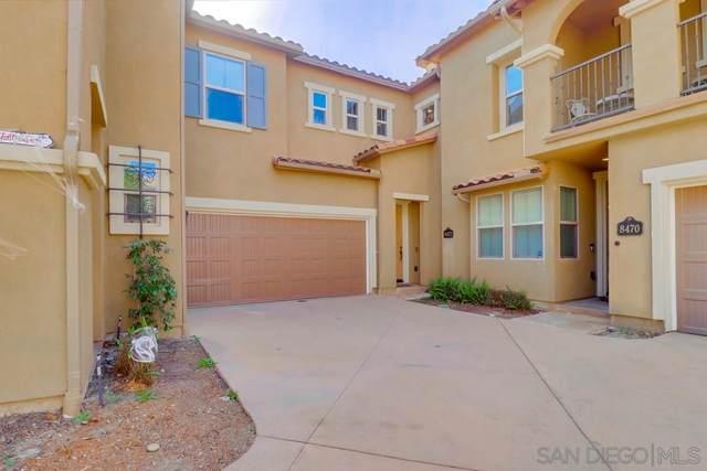 8472 Christopher Ridge Ter, San Diego, CA 92127 (#200050014) :: Tony J. Molina Real Estate