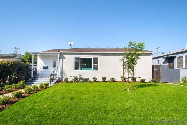 1066  1068 Emerald  Street, San Diego, CA 92109 (#200050204) :: Yarbrough Group