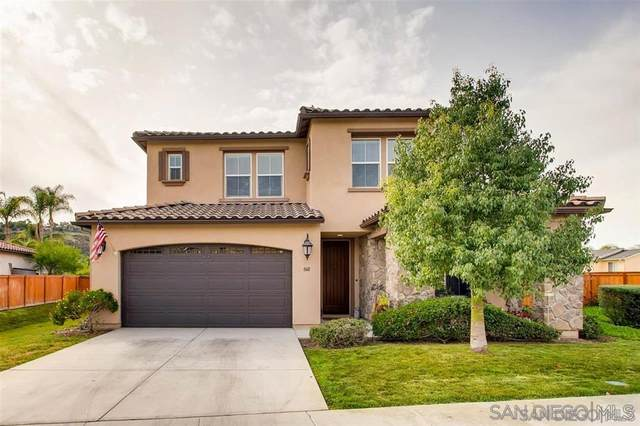 860 Rancho Terrace Ct, El Cajon, CA 92019 (#200050268) :: The Legacy Real Estate Team