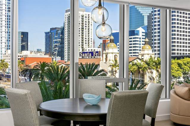 888 W E Street #501, San Diego, CA 92101 (#200050385) :: Yarbrough Group