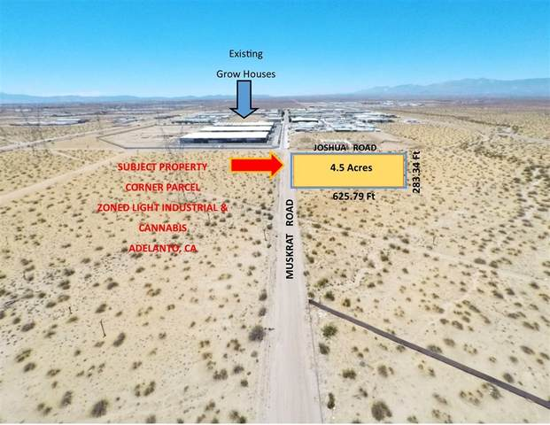 00000 Muskrat #13, Adelanto, CA 92301 (#200050614) :: San Diego Area Homes for Sale