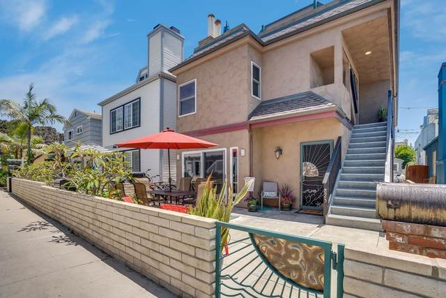 825-827 Brighton Ct, San Diego, CA 92109 (#200050669) :: The Stein Group