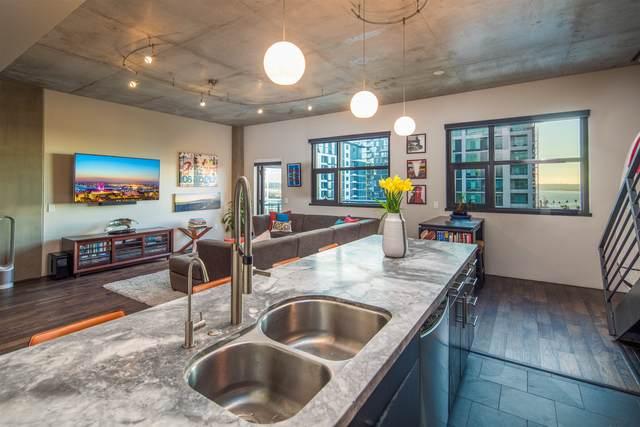 1494 Union St #1007, San Diego, CA 92101 (#200050760) :: Neuman & Neuman Real Estate Inc.