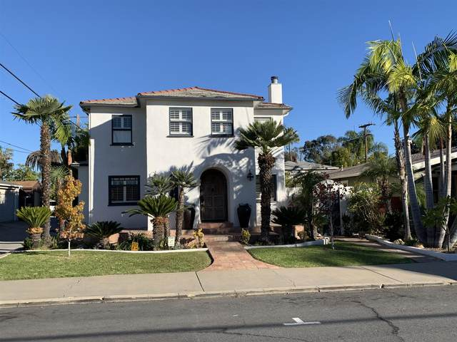 3024 Palm Street, San Diego, CA 92104 (#200051786) :: The Stein Group