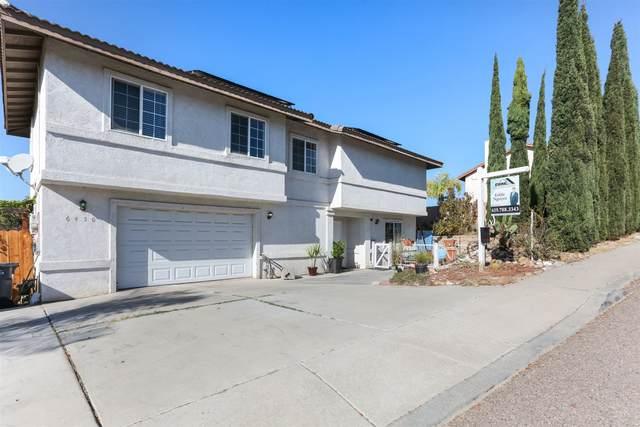 6450 Blue Ash Dr, Lemon Grove, CA 91945 (#200051792) :: Tony J. Molina Real Estate