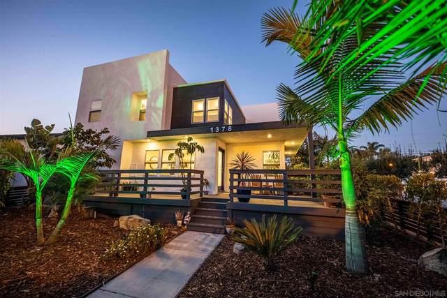 1378 Diamond Street, San Diego, CA 92109 (#200052049) :: Neuman & Neuman Real Estate Inc.