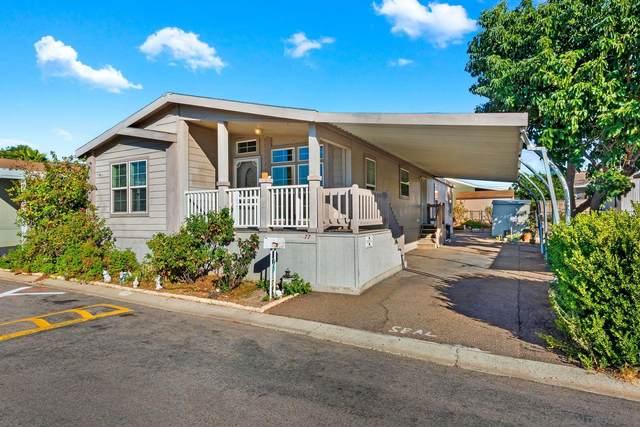 450 E Bradley Ave #77, El Cajon, CA 92021 (#200052177) :: Solis Team Real Estate