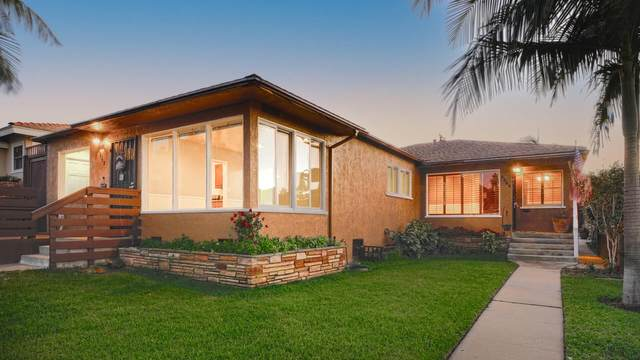4667-69 Santa Monica Ave., San Diego, CA 92107 (#200052223) :: Dannecker & Associates