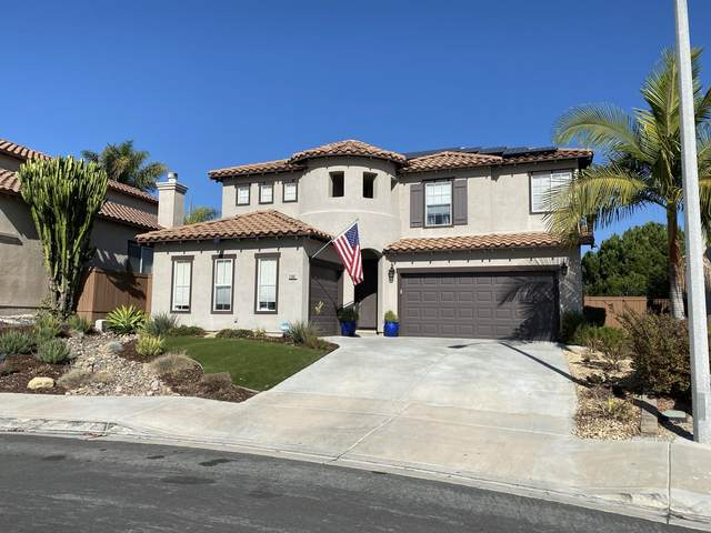 2387 Forest Meadow Ct, Chula Vista, CA 91915 (#200052297) :: SD Luxe Group