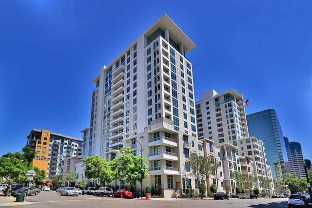 425 W Beech Street, San Diego, CA 92101 (#200052311) :: Cay, Carly & Patrick | Keller Williams