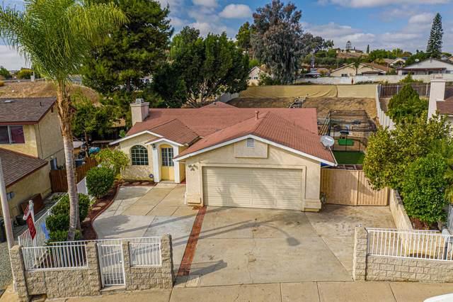 494 Arroyo Seco Dr, San Diego, CA 92114 (#200052561) :: Neuman & Neuman Real Estate Inc.