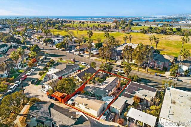 4647-49 W West Point Loma Blvd, San Diego, CA 92107 (#200052810) :: SD Luxe Group