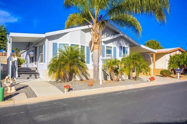 276 N El Camino Real #54, Oceanside, CA 92058 (#200052850) :: SD Luxe Group