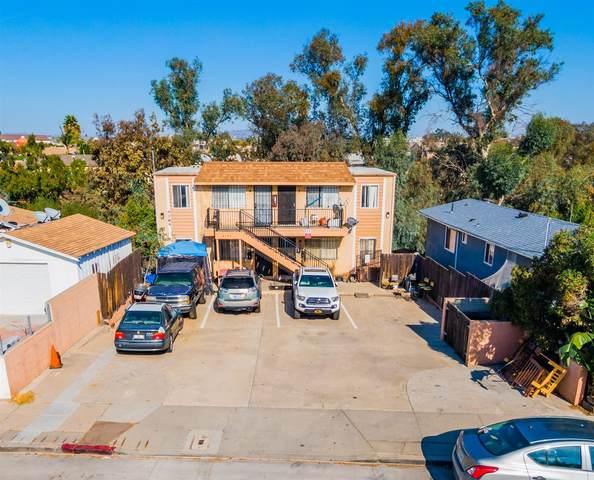 4784-86 Auburn Dr, San Diego, CA 92105 (#200052878) :: Neuman & Neuman Real Estate Inc.
