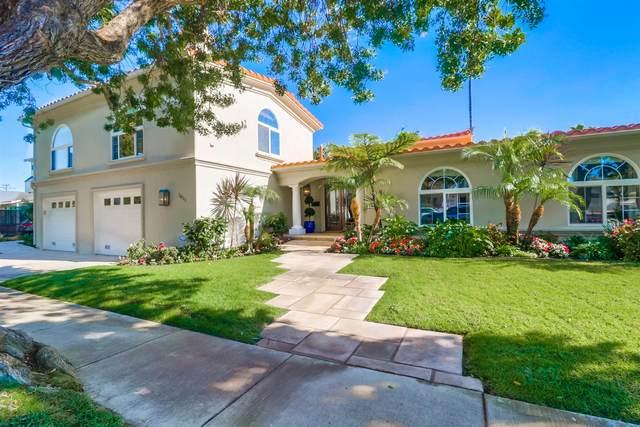 1021 Coronado Ave, Coronado, CA 92118 (#200052912) :: Neuman & Neuman Real Estate Inc.