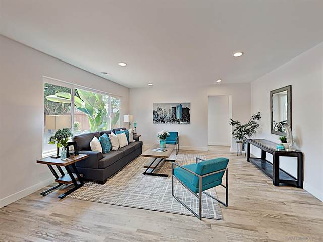4812 Kendall, San Diego, CA 92109 (#200053035) :: SD Luxe Group