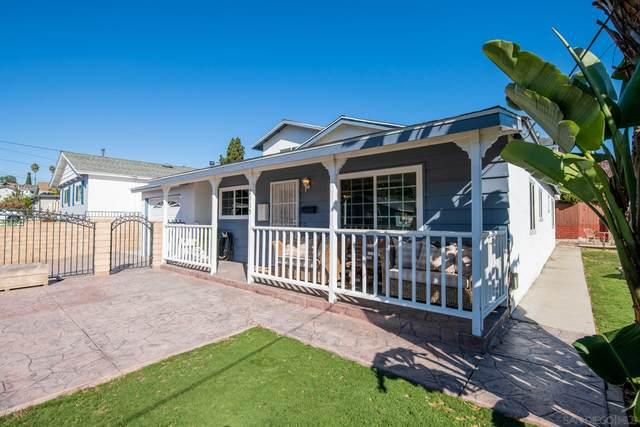 2115 Montclair St, San Diego, CA 92104 (#200053189) :: Neuman & Neuman Real Estate Inc.