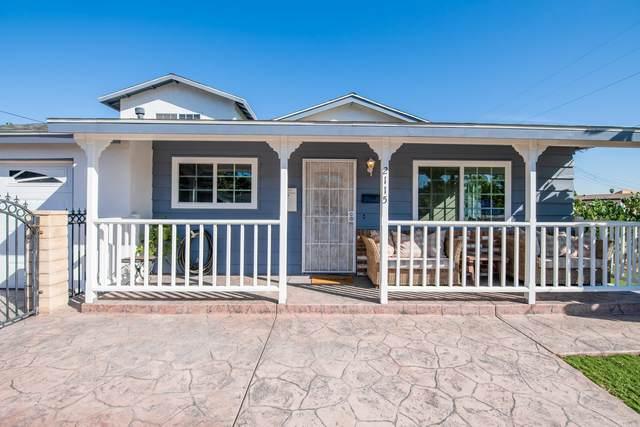 2115 Montclair Street, San Diego, CA 92104 (#200053283) :: Neuman & Neuman Real Estate Inc.