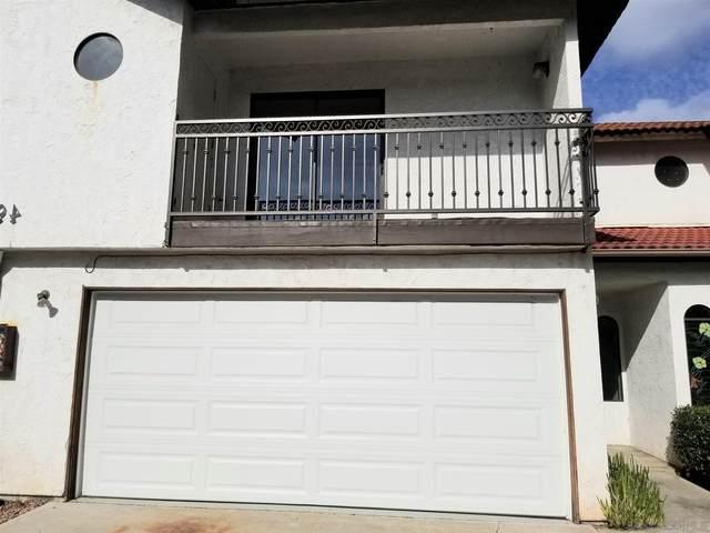 4968 Waring Rd Apt A, San Diego, CA 92120 (#200053891) :: Neuman & Neuman Real Estate Inc.