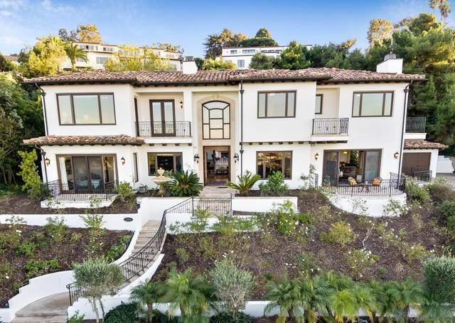 1055 Muirlands Vista Way, La Jolla, CA 92037 (#200054292) :: Dannecker & Associates