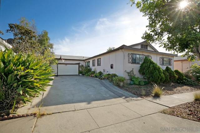 3853 58Th St, San Diego, CA 92115 (#200054350) :: Dannecker & Associates