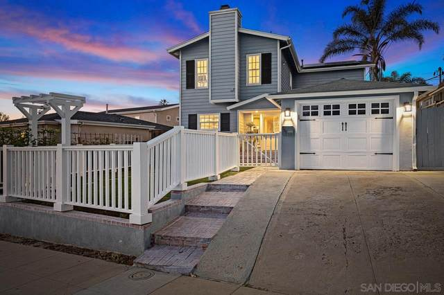 510 Forward St, La Jolla, CA 92037 (#200054669) :: Dannecker & Associates
