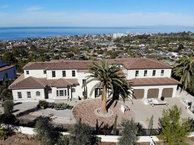 1206 Muirlands Dr, La Jolla, CA 92037 (#200054704) :: Dannecker & Associates