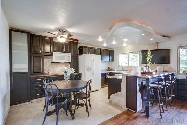403 Emerald Ave #4, El Cajon, CA 92020 (#200054898) :: Team Forss Realty Group