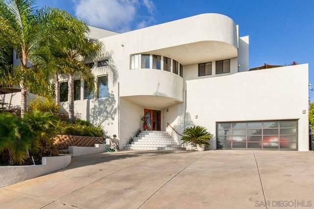 3142 Russell St, San Diego, CA 92106 (#210000439) :: Neuman & Neuman Real Estate Inc.