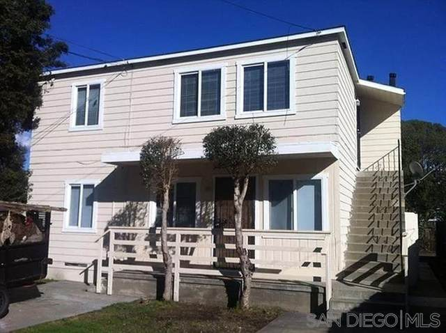 1079-81 Delaware St, Imperial Beach, CA 91932 (#210000597) :: Dannecker & Associates