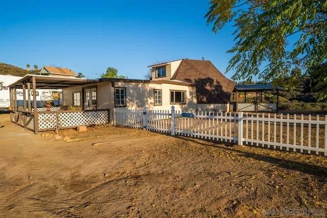19996 Indian Oaks Rd, Ramona, CA 92065 (#210000602) :: Neuman & Neuman Real Estate Inc.