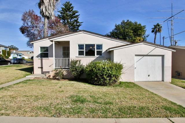 2105 Emerald St, San Diego, CA 92109 (#210000656) :: Neuman & Neuman Real Estate Inc.