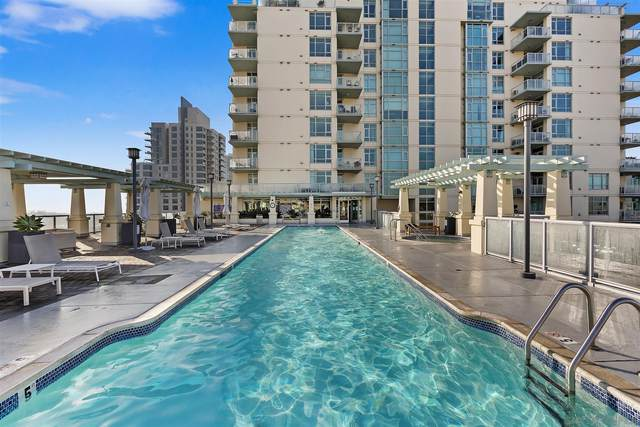 850 Beech St #601, San Diego, CA 92101 (#210000670) :: Team Forss Realty Group