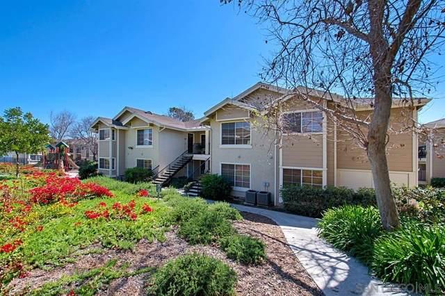 3515 Grove St #109, Lemon Grove, CA 91945 (#210000694) :: Neuman & Neuman Real Estate Inc.