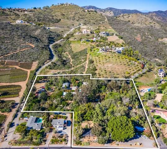 418 Buena Creek Road 182-190-17-00  , San Marcos, CA 92069 (#210000759) :: Wannebo Real Estate Group